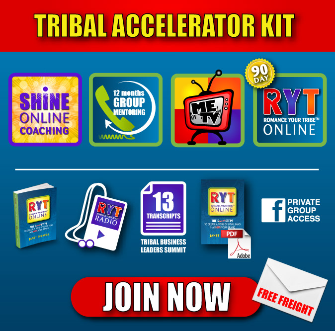 Tribal Accelerator Kit