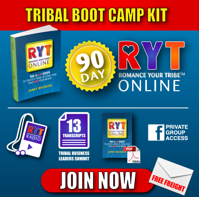 Tribal Boot Camp