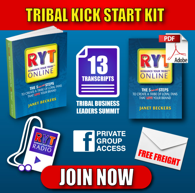 Tribal Kick Start Kit